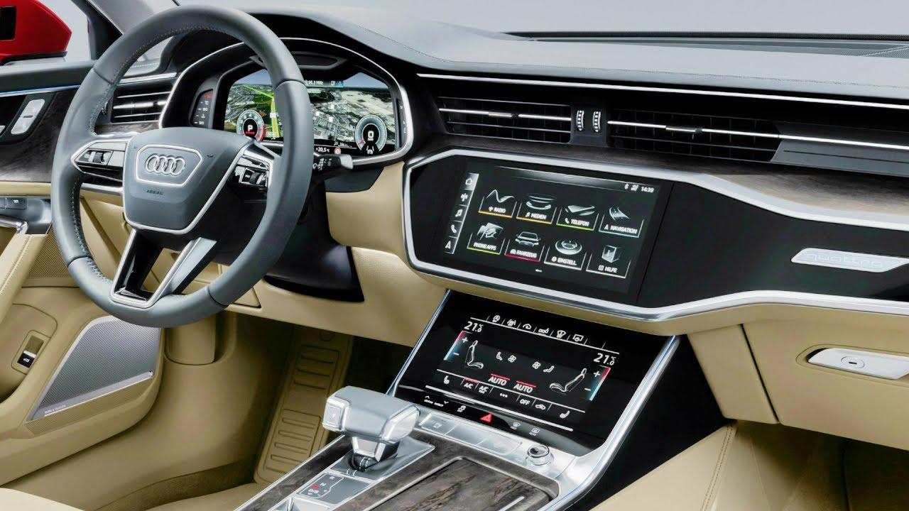 Audi A6 rent a car Cadaqués