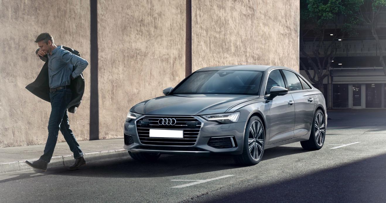 Audi A6 rent a car Figueres